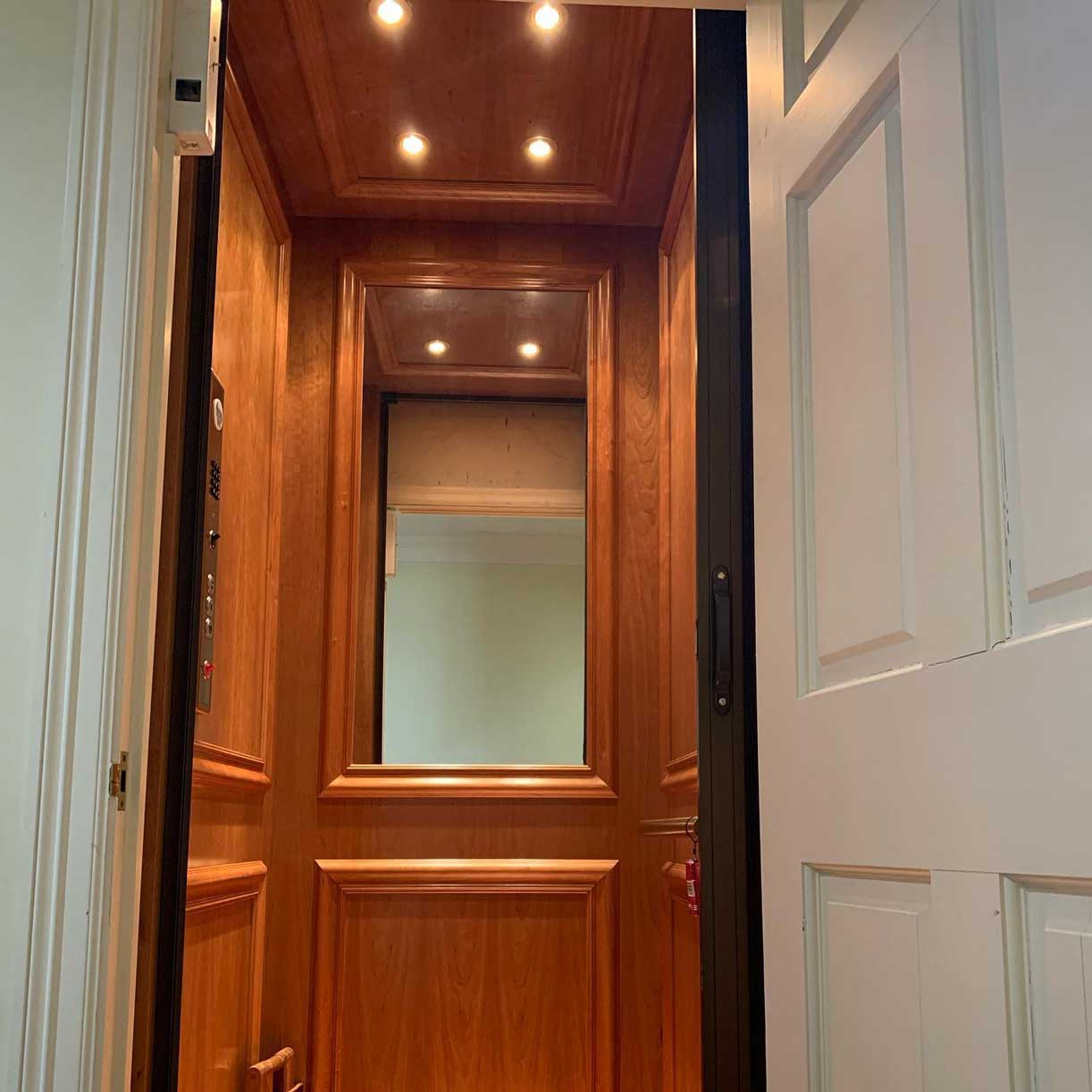 Small Residential Home Elevators
